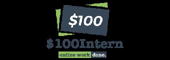 100 Dollar Intern